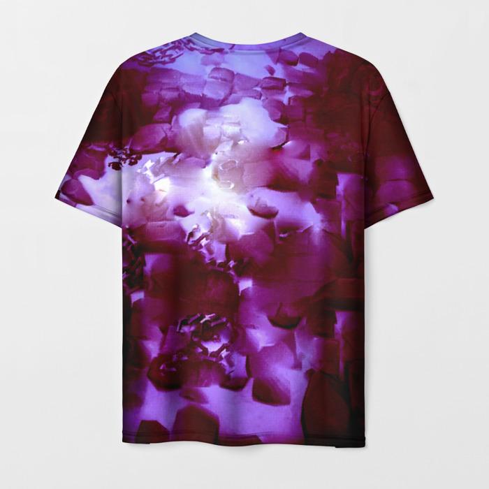 Merch Men'S T-Shirt Emblem Title Print Darksiders