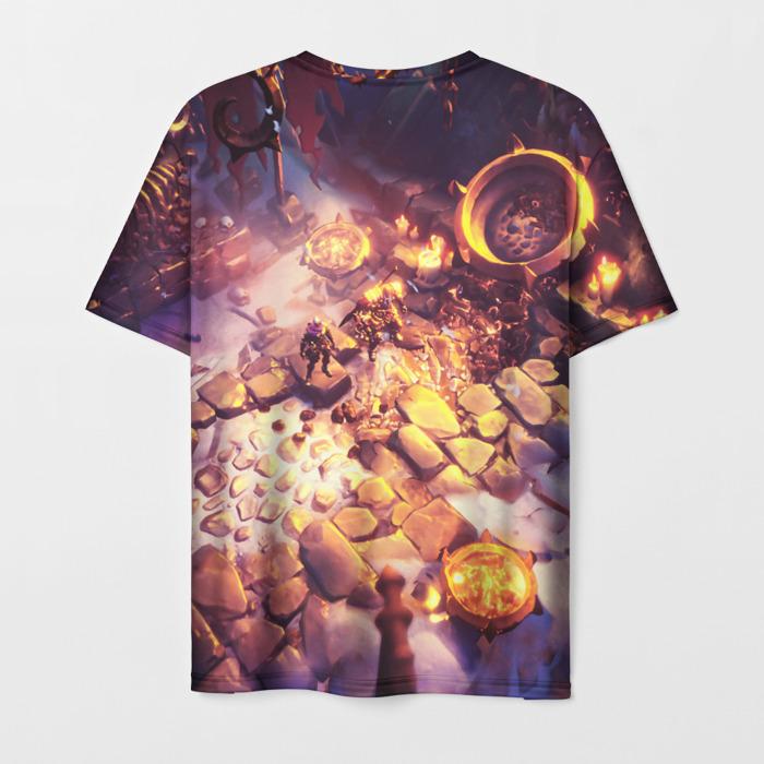 Merchandise Men'S T-Shirt Picture Game Darksiders Merch Print