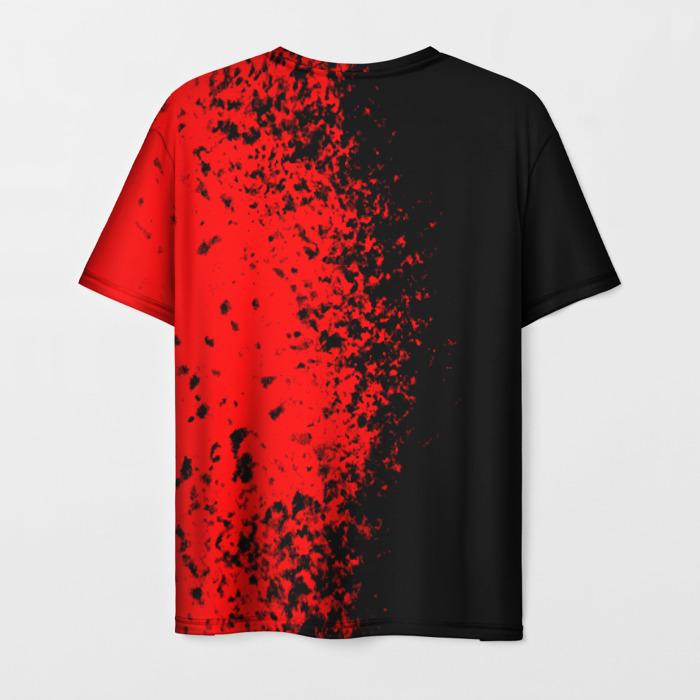 Merch Men'S T-Shirt Design Gears Of War Print Merch