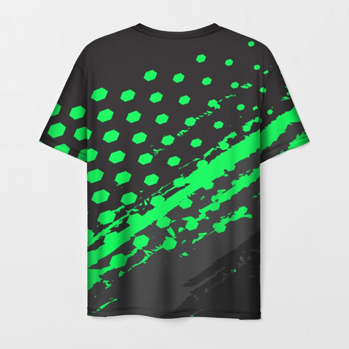Merchandise Men'S T-Shirt Logo Title Print Metal Gear