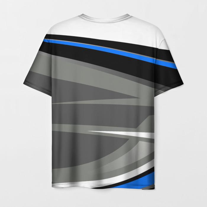 Collectibles Men'S T-Shirt Gray Metal Gear Print Title Design