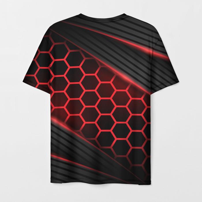 Collectibles Men'S T-Shirt Merchandise Text Rainbow Six Siege