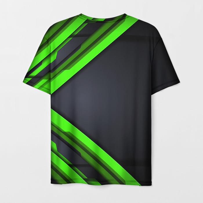 Collectibles Men'S T-Shirt Inscription Print Rainbow Six Siege
