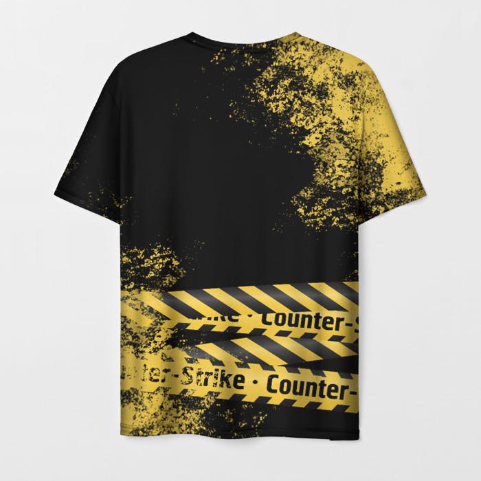 Collectibles Men'S T-Shirt Merch Counter Strike Game Print