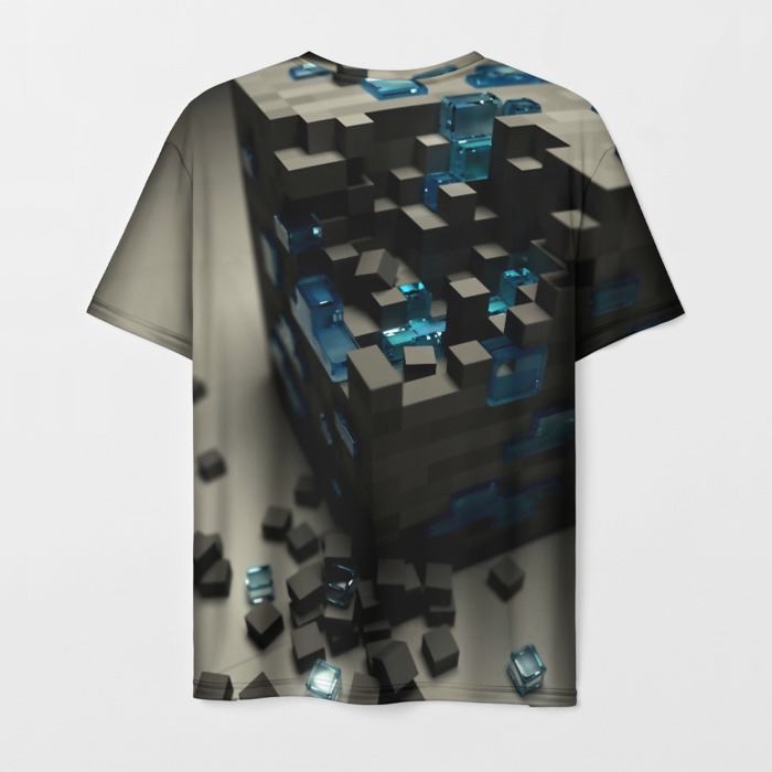 Collectibles Men'S T-Shirt Game Minecraft Dungeons Clothes