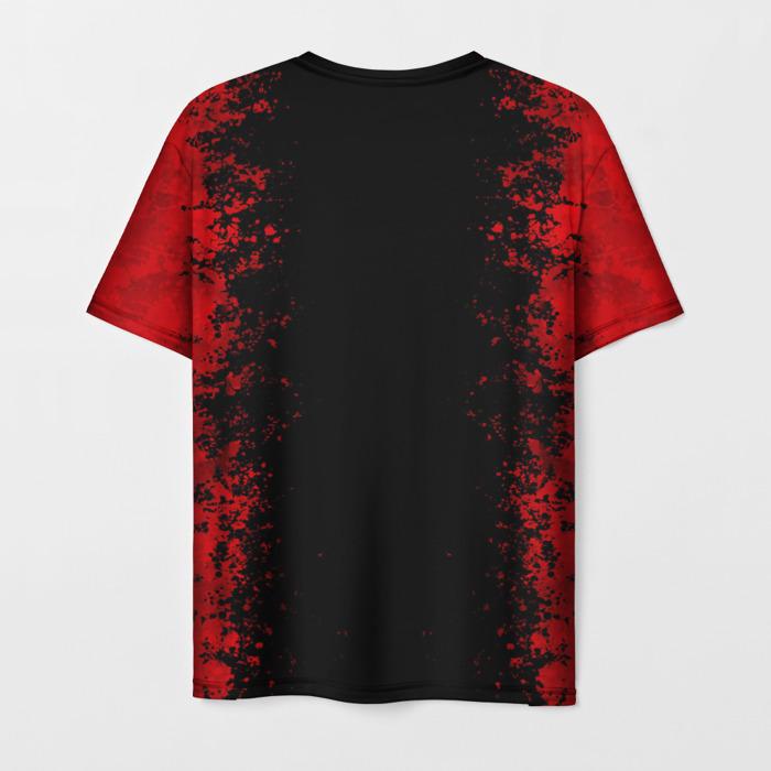 Collectibles Men'S T-Shirt Cyberpunk 2077 Samurai Merch Apparel