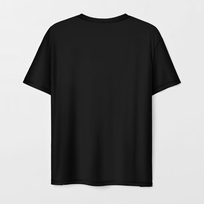 Merchandise Men'S T-Shirt Samurai Cyberpunk 2077 Black Design
