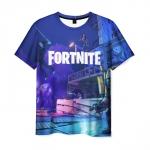 Collectibles Men'S T-Shirt Fortnite Merchandise Print Text