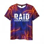 Merchandise Men'S T-Shirt Raid: Shadow Legends Merch Print