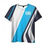 Collectibles Pubg Lifestyle Men T-Shirt Cold Stripes