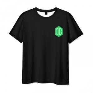 Merchandise Dota 2 Og Team Men T-Shirt Black