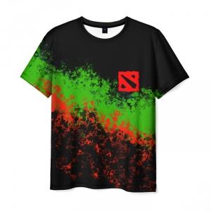 Merchandise Dota 2 Men T-Shirt Poisonous Fog