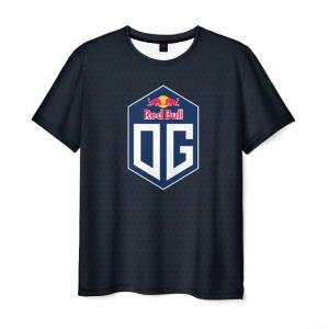 Merchandise Dota 2 Team Og Men T-Shirt Point Lattice