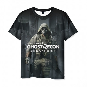 Merchandise Men T-Shirt Ghost Recon Breakpoint Walker