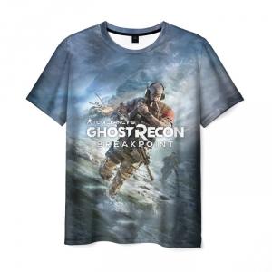 Merchandise Men T-Shirt Tom Clancys Ghost Recon Breakpoint