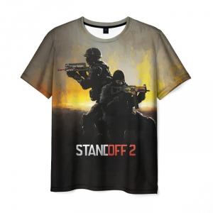 Merch Men T-Shirt Standoff 2 Special Forces