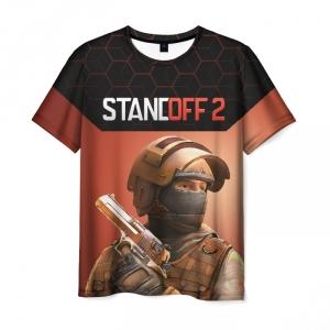 Merch Men T-Shirt Standoff 2 Counter-Terrorist