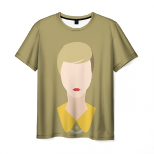 Collectibles Life Is Strange Men T-Shirt Victoria Chase Minimalism