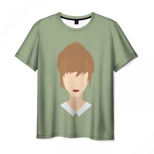 Collectibles Life Is Strange Men T-Shirt Kate Marsh Minimalism