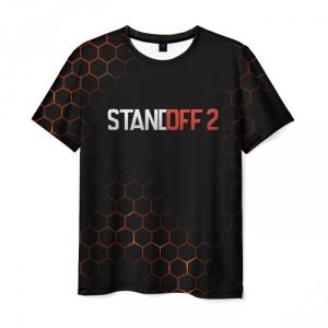 Merch Standoff 2 Men T-Shirt Shooter Black
