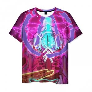 Merch Men'S T-Shirt Clothes Game Borderlands