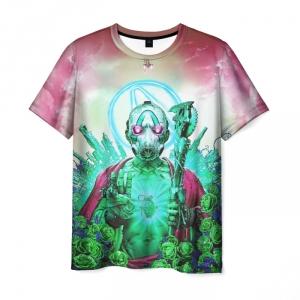 Merch Men'S T-Shirt Game Borderlands Image Design