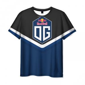 Merchandise Men'S T-Shirt Og Team Dota Design Label