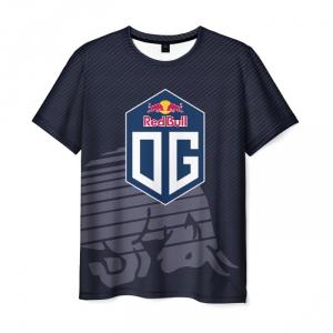 Merchandise Men'S T-Shirt Og Team Dota Print