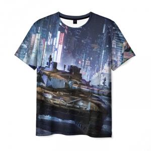 Collectibles Men'S T-Shirt Modern Farfare Tanks Print