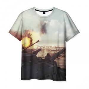 Collectibles Men'S T-Shirt Game Print Tanks