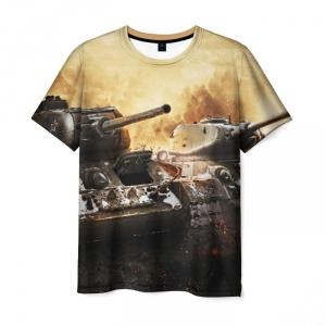 Collectibles Men'S T-Shirt Footage Tanks Apparel Design