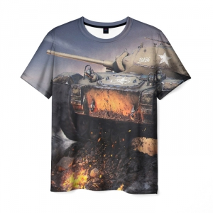 Collectibles World Of Tanks T-Shirt In Battle