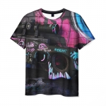 Collectibles Men'S T-Shirt Neo-Noir Skins Print Counter Strike