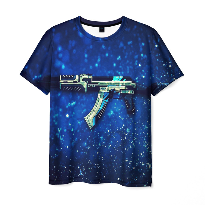 Collectibles Men'S T-Shirt Vulkan Counter Strike Weaponry