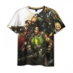 Collectibles Men'S T-Shirt Design Game Gears Of War 5 Hero Image