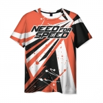 Collectibles Men'S T-Shirt Need For Speed Logo Image