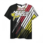 Merch Mens T-Shirt Figure Need For Speed Text