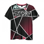 Merch Men'S T-Shirt Title Game Need For Speed Apparel