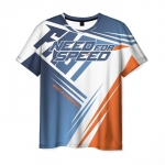 Collectibles Men T-Shirt Design Need For Speed Apparel