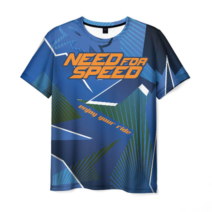 Merchandise Men T-Shirt Need For Speed Andise Image