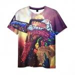 Merchandise Men T-Shirt Hyper Beast Counter Strike