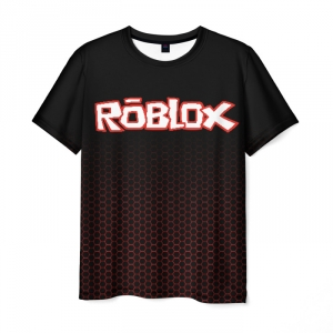 Merchandise Men'S T-Shirt Gradient Brown Game Roblox