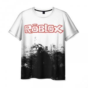 Merchandise Men'S T-Shirt Design Merch Game Print Roblox
