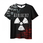 Collectibles Men'S T-Shirt Clothes Text Sign Stalker Design