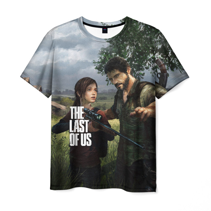 Collectibles Men'S T-Shirt Image Hero Print The Last Of Us
