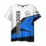 Collectibles Men'S T-Shirt Watch Dogs Graphic Merchandise Print