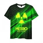 Collectibles Men'S T-Shirt Clothes Metro Exodus Merch
