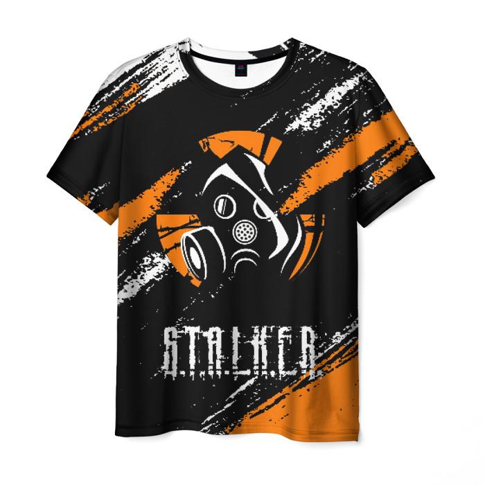 Collectibles Men'S T-Shirt Print Game Sign Stalker