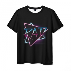 Collectibles Men'S T-Shirt Rad Hotline Miami Black Merch
