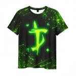 Merchandise Men'S T-Shirt Doom Slayer Merchandise Print